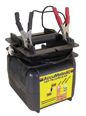 AccuMate Pro 12v/24v 7a Battery Charger / Maintainer