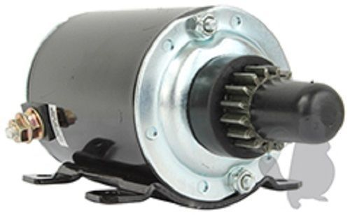 Replacement for Tecumseh Starter Motor 32468 35765 & John Deere am32092 am34731