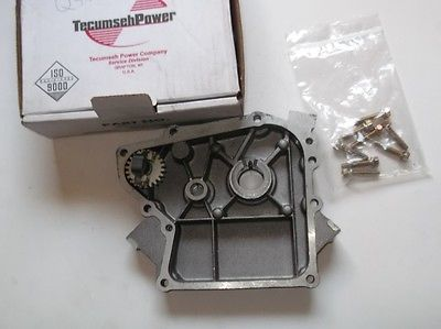 Tecumseh 36731 Cylinder Cover c/w Governor & Bolts