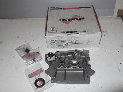Tecumseh 37159 Cylinder Cover/ Oil sump cover