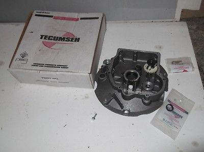 Tecumseh 37641 Cylinder Cover/ Oil sump cover